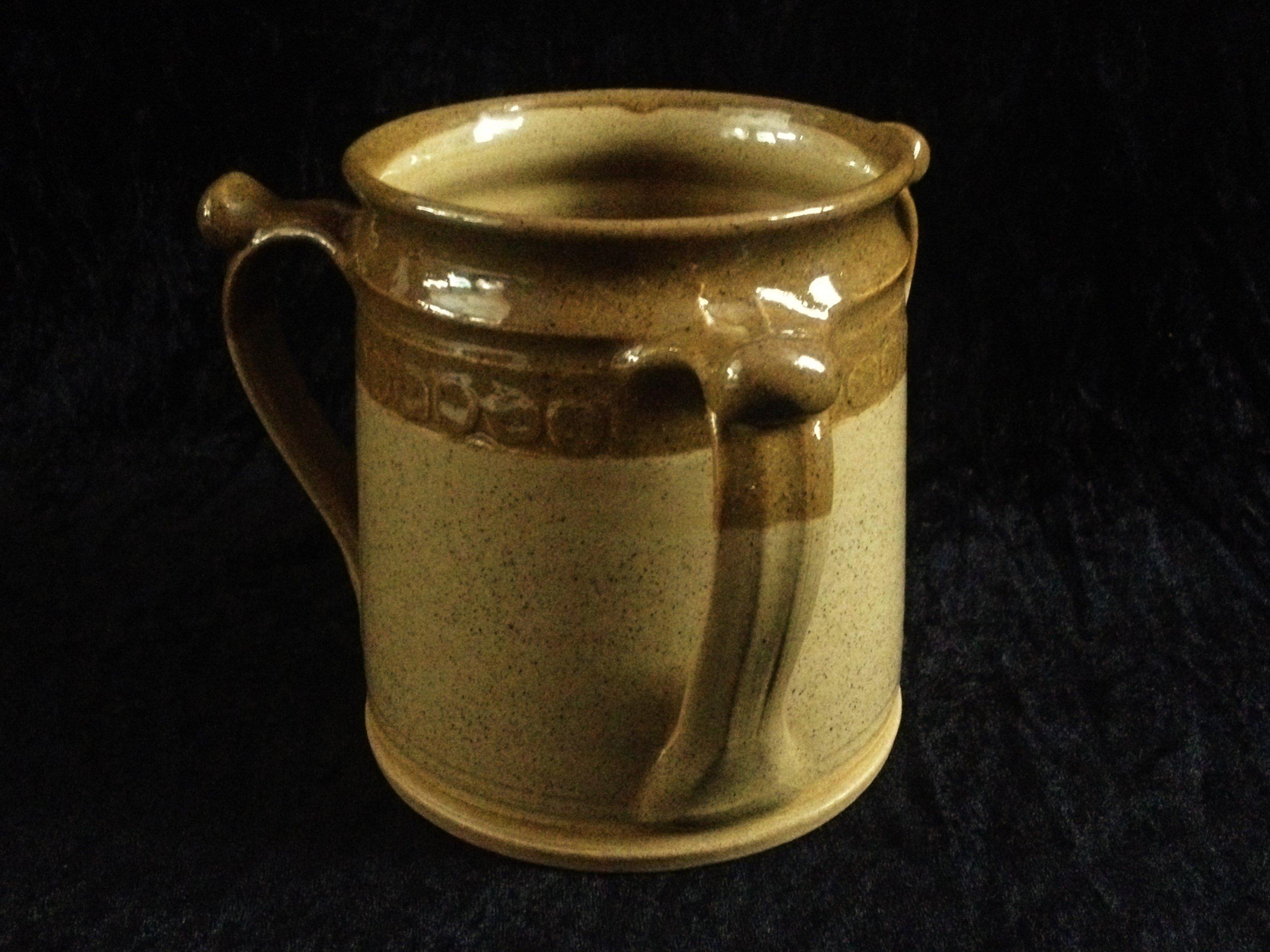 A wassail cup