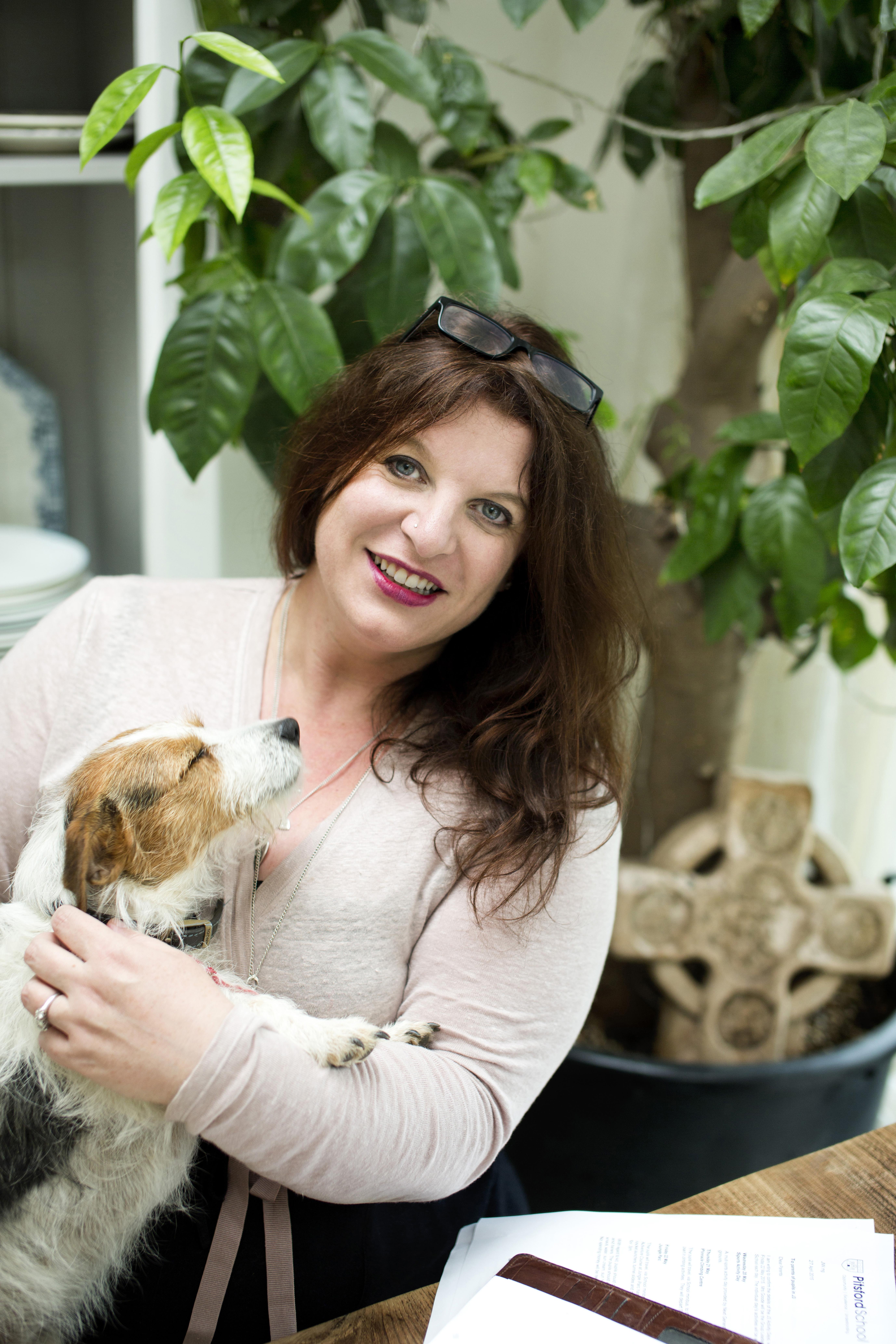 Vanessa Kimbell ... chef, author, educator