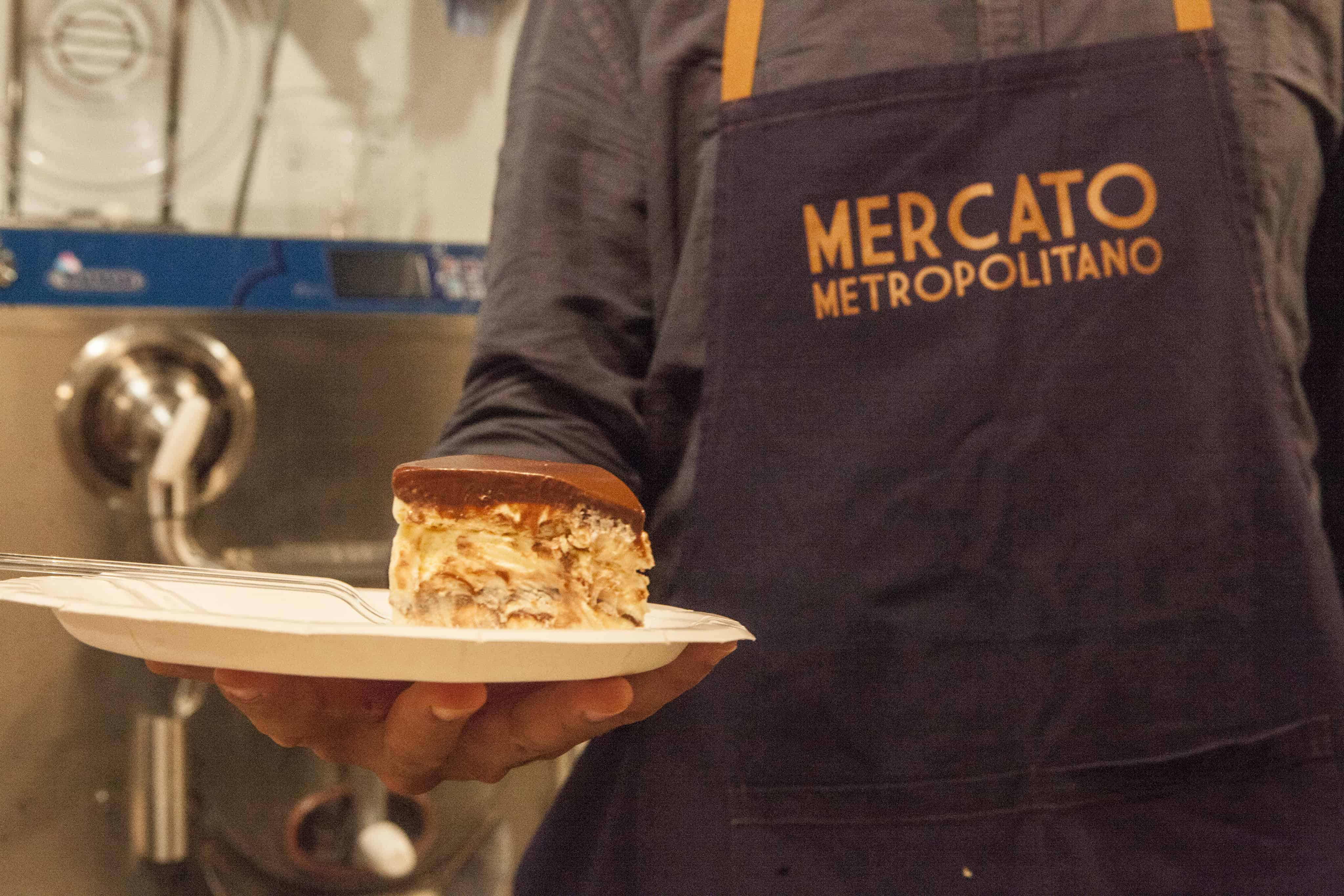 Street food feast at the Mercato